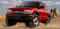 Picture of 1998 Chevrolet Blazer 2 Door LS 4WD, exterior