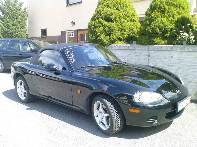 Picture of 2002 Mazda MX-5 Miata, exterior, gallery_worthy
