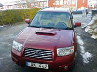 Picture of 2007 Subaru Forester 2.5 XT Limited, exterior, gallery_worthy