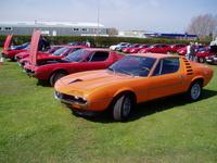1973 Alfa Romeo Montreal Overview