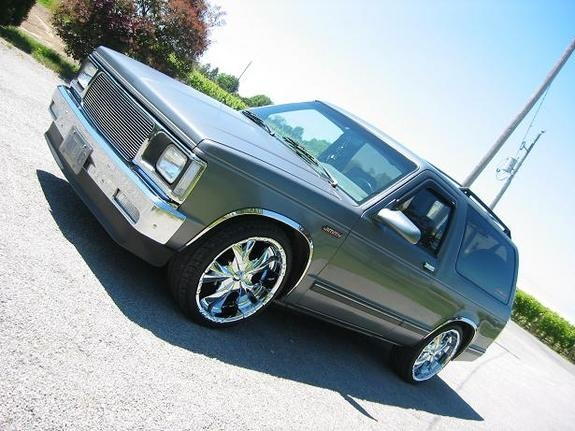 Picture of 1990 GMC S-15 Jimmy 2 Dr Gypsy SUV, exterior, gallery_worthy