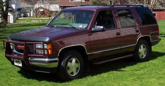 1996 GMC Yukon - Pictures - CarGurus