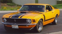 Picture of 1970 Ford Mustang, exterior
