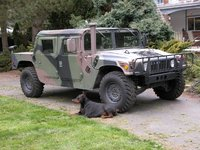 Picture of 2001 Hummer H1 4 Dr STD Turbodiesel 4WD SUV, exterior, gallery_worthy