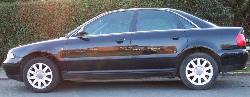 2001 Audi A4 4 Dr 2.8 quattro AWD Sedan picture, exterior