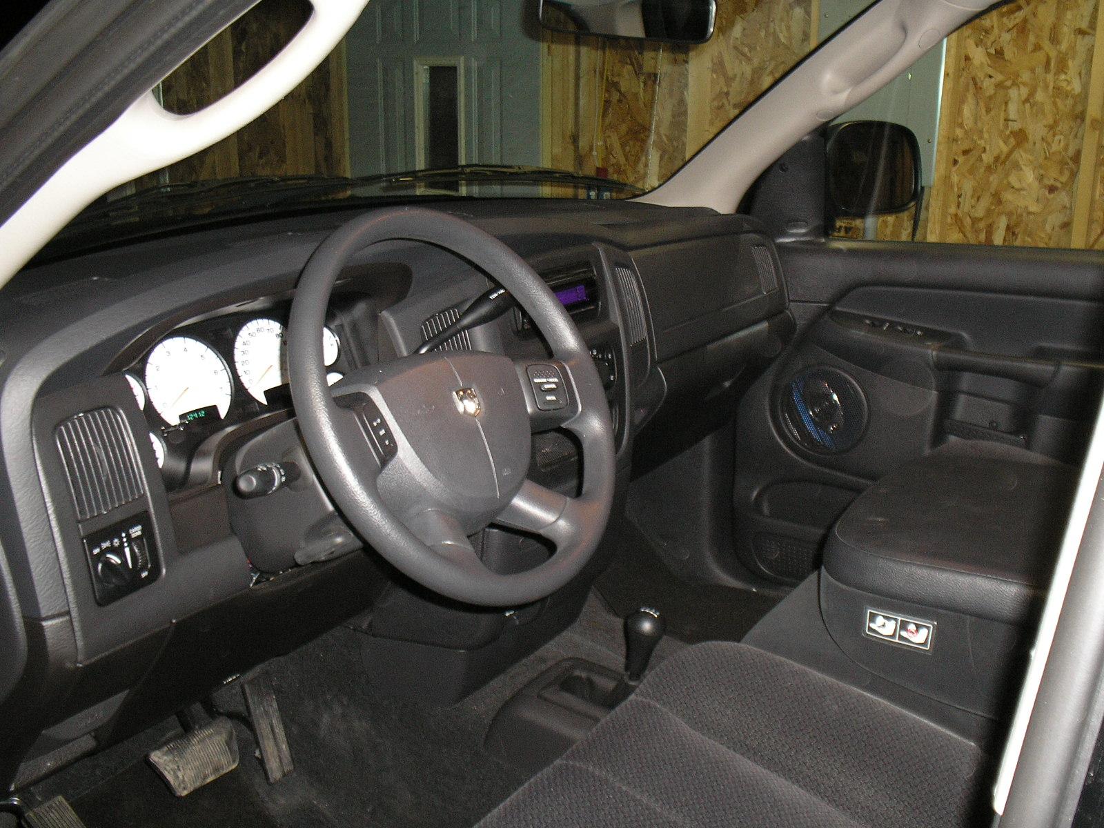 Picture of 2006 Dodge Ram Pickup 1500 SLT Quad Cab SB 4WD, interior