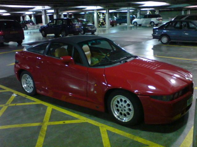 Picture of 1991 Alfa Romeo SZ, exterior, gallery_worthy