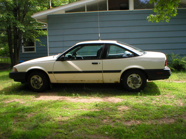 Picture of 1990 Chevrolet Cavalier