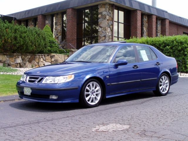 Picture of 2003 Saab 9-5 Aero, exterior, gallery_worthy