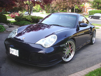 2002 Porsche 911 Turbo AWD, 2002 Porsche 911 2 Dr Turbo AWD Coupe picture, exterior