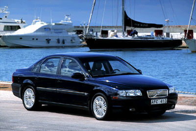 Picture of 1999 Volvo S80, exterior
