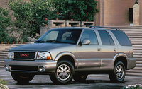 1999 GMC Envoy Overview