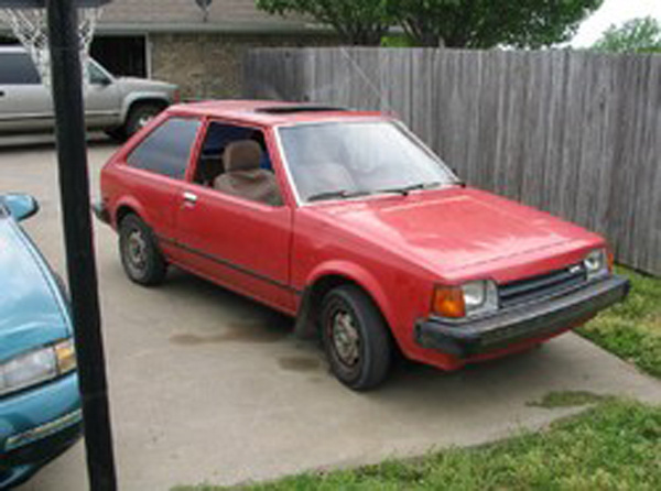 Picture of 1984 Mazda GLC