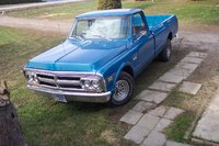 1983 chevy c10 6.2 diesel