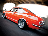 1972 Toyota Corolla Picture Gallery