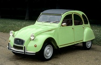 1981 Citroen 2CV Overview