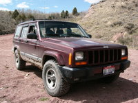 Picture of 2001 Jeep Cherokee Sport 4WD, exterior