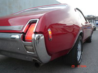 Picture of 1969 Oldsmobile Cutlass, exterior, gallery_worthy