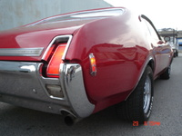 1969 Oldsmobile Cutlass picture, exterior