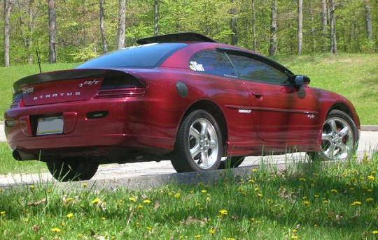 Dodge Stratus 2002. 2002 Dodge Stratus R/T Coupe