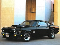 1969 Ford Mustang Boss 429 picture, exterior