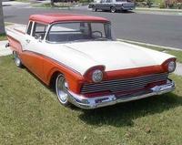 1957 Ford Ranchero, 1959 Ford Ranchero picture, exterior