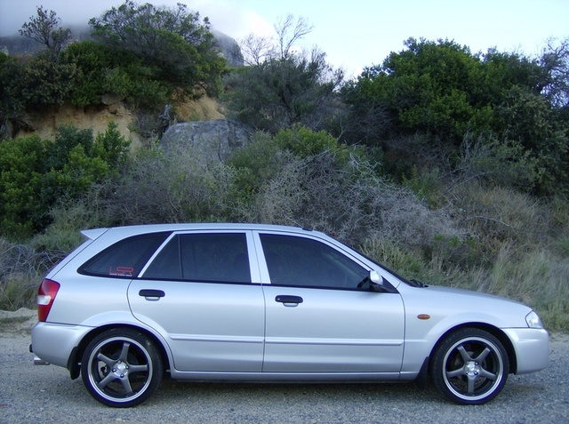 Picture of 2002 Mazda Protege5 4 Dr STD Wagon