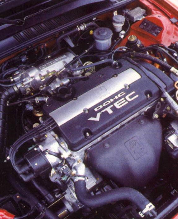 1994 Honda Prelude Interior. 1994 Honda Prelude 2 Dr VTEC
