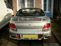2000 Hyundai Coupe Overview