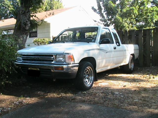 Picture of 1991 Toyota Pickup 2 Dr Deluxe Extended Cab SB, exterior