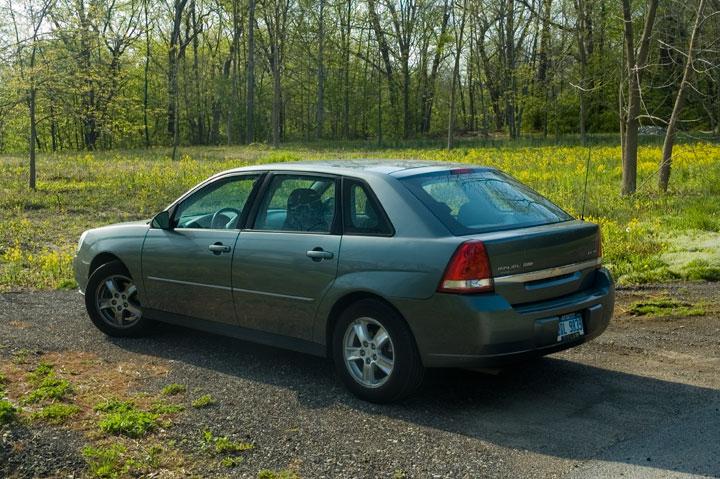 2004 Chevrolet Malibu Maxx. 2004 Chevrolet Malibu Maxx 4