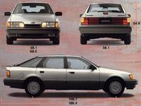 1989 Merkur Scorpio Overview