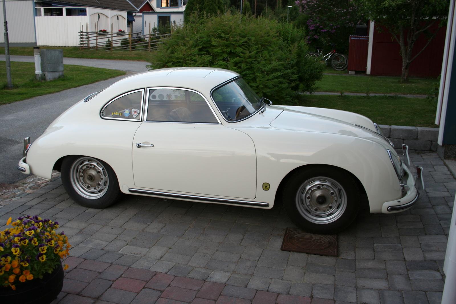 1958 Porsche 356 Pictures Cargurus