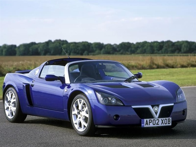 Picture of 2002 Vauxhall VX220, exterior