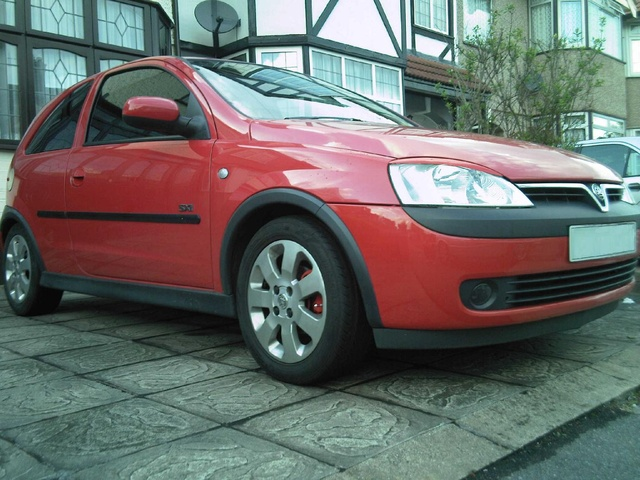 Picture of 2002 Vauxhall Corsa, exterior, gallery_worthy