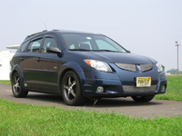 Picture of 2004 Pontiac Vibe Base, exterior
