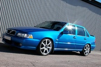 2000 Volvo S70 4 Dr GLT Turbo Sedan picture, exterior