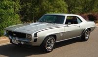 1969 Chevrolet Camaro picture, exterior