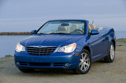 2008 chrysler sebring touring reviews