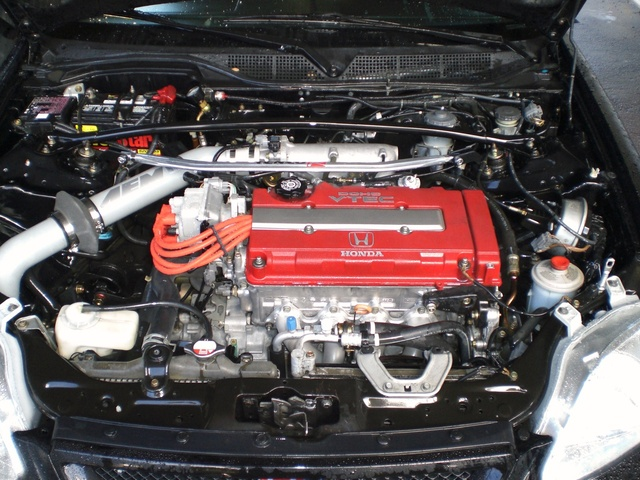Picture of 1999 Honda Civic Coupe, engine, gallery_worthy