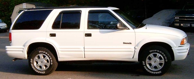 Picture of 1996 Oldsmobile Bravada 4 Dr STD AWD SUV, exterior
