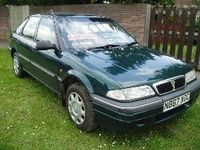 1993 Rover 218 Overview