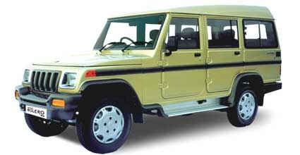 Picture of 2007 Mahindra Scorpio
