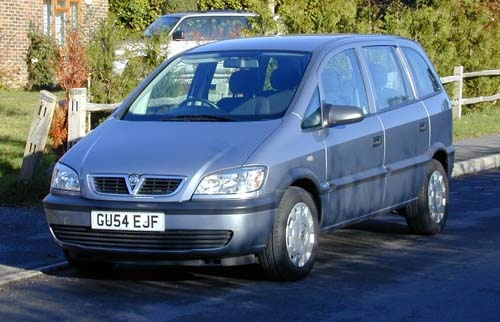 Picture of 2004 Vauxhall Zafira