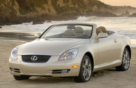 2006 Lexus SC 430 Roadster picture
