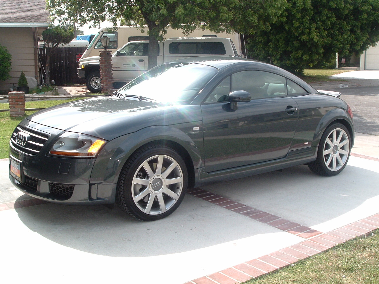 2005 audi tt pictures cargurus. Black Bedroom Furniture Sets. Home Design Ideas