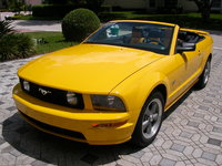 Picture of 2006 Ford Mustang GT Deluxe Convertible, exterior, gallery_worthy