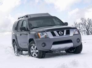 2005 Nissan Xterra S picture