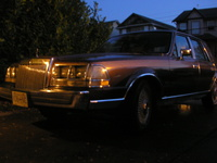 Picture of 1987 Lincoln Continental, exterior