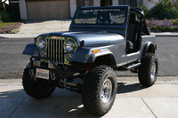 1986 Jeep CJ7 picture, exterior